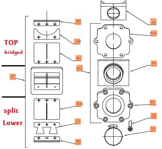 Vortex Rok Shifter Intake