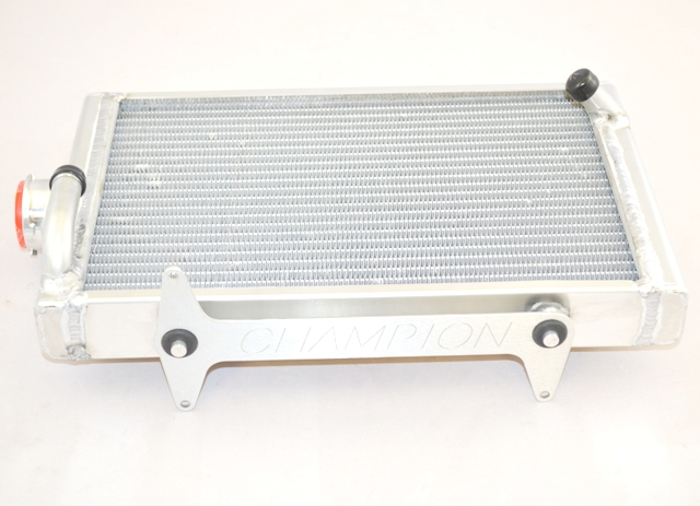 Champion Medium Size Radiator for TaG's and Shifter Karts