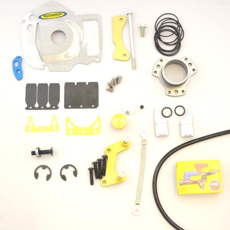 1999 SwedeTech CR125 Stock Moto Parts Kit