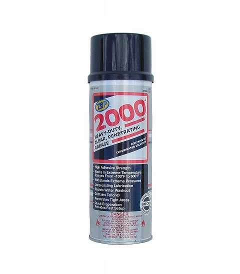 Zep 2000 13.5oz Aerosol Case