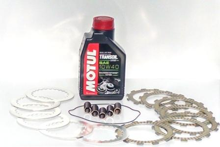 Honda CR125 OEM Clutch Pack Replacement Kit