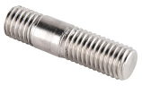 Stud, exhaust 6mm x 24mm