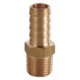 Brass Nipple 3/8 (Head)