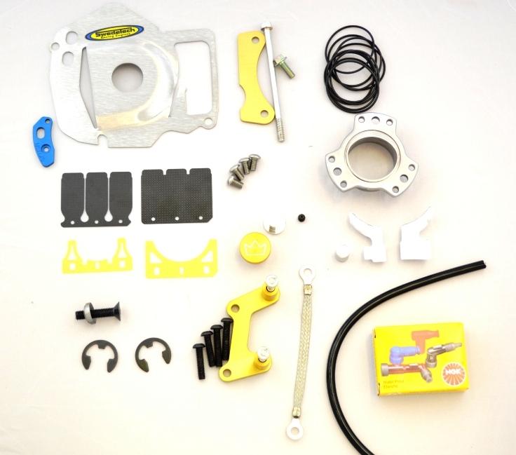 2001 SwedeTech CR125 Stock Moto Parts Kit