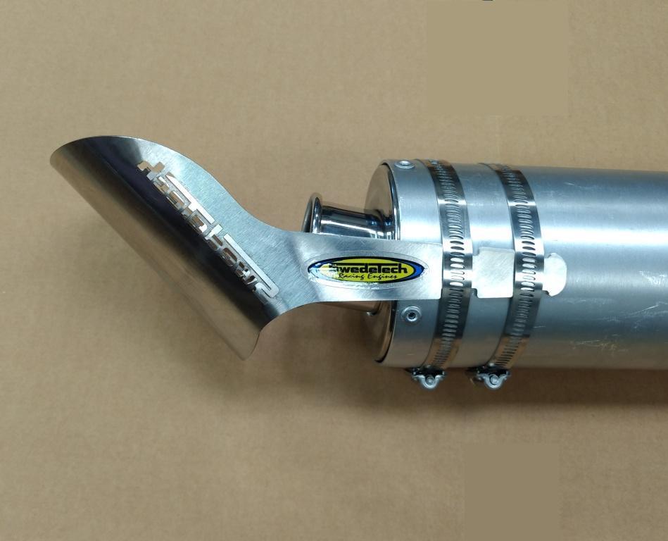 SRE ICC KZ Exhaust Deflector